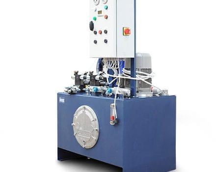 Маслостанция (гидростанция)