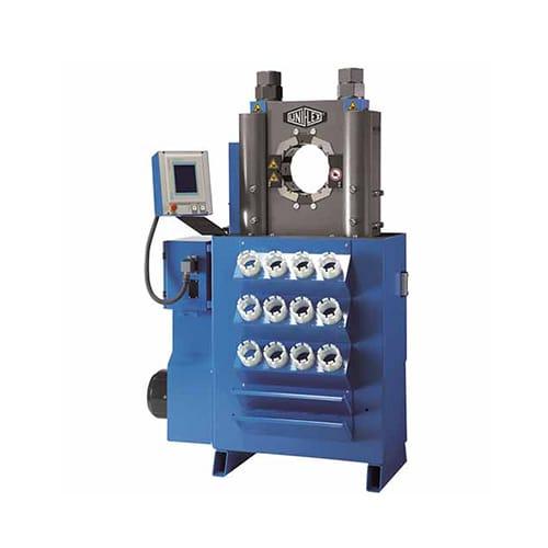 Оборудование Uniflex для изготовления РВД