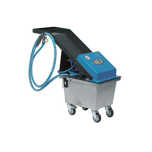 Оборудование Uniflex для очистки рукавов