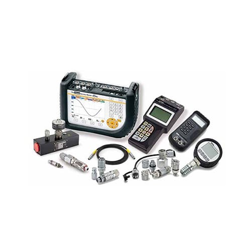 Liquid diagnostic equipment