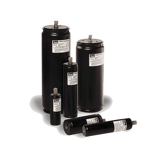 Гідроакумулятори поршневого типу