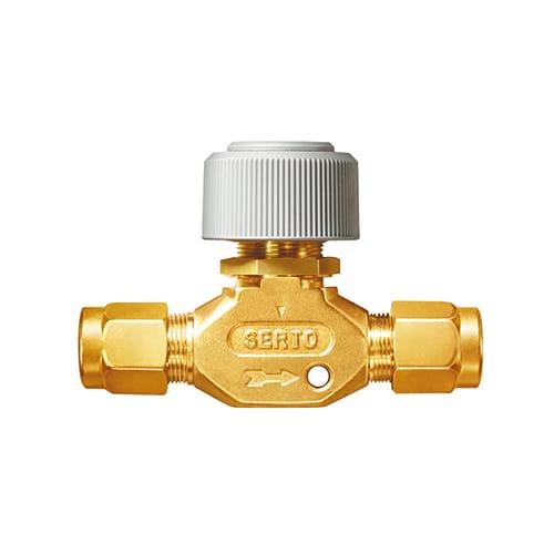 Клапаны и запорные клапаны SERTO