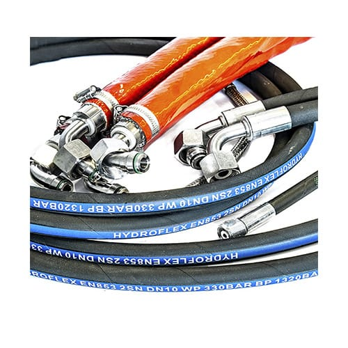 High end low pressure hoses