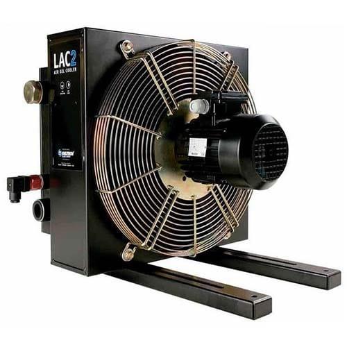 Теплообмінник. Охолодження повітрям