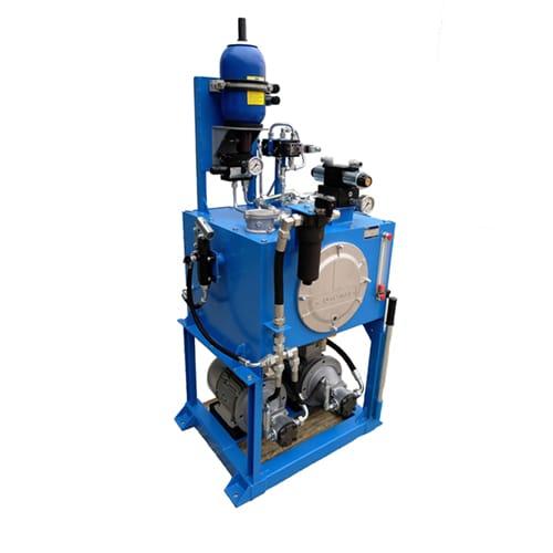 Маслостанция (гидростанция) производства компании НАК