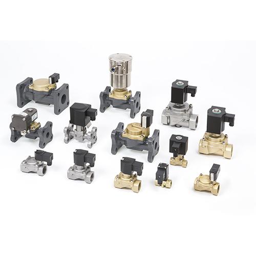 Buschjost technological valves